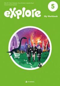 Explore 5, 2.utg. - Ellen M. Tudor Edwards, Tone Omland, Isabelle Royer, Victoria Armstrong Solli pdf epub