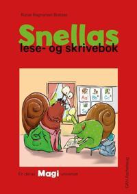 Snellas lese- og skrivebok - Runar Ragnarson Brataas   Inprintwriters.org