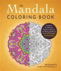 The Mandala Adult Coloring Book