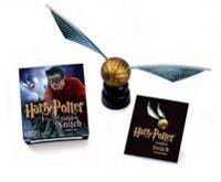 Harry Potter Golden Snitch Kit and Sticker Book [With Book and Stickers]