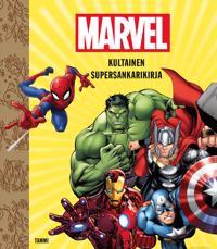 Marvel Kultainen supersankarikirja