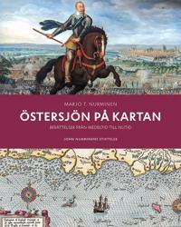 Östersjön på kartan - Marjo T. Nurminen pdf epub