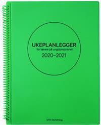 Ukeplanlegger for lærere på ungdomstrinnet 2020-2021 - Hanne Solem   Ridgeroadrun.org