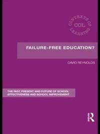 Failure-Free Education?