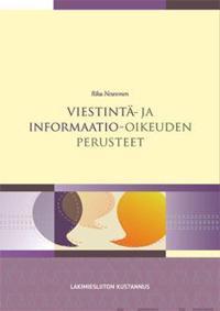 Viestintä- ja informaatio-oikeuden perusteet