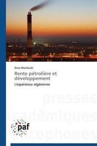 Rente Petroliere Et Developpement