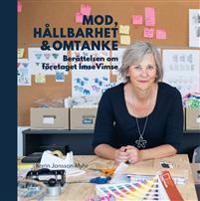 Mod, hållbarhet & omtanke : berättelsen om företaget ImseVimse - Karin Jansson Myhr pdf epub