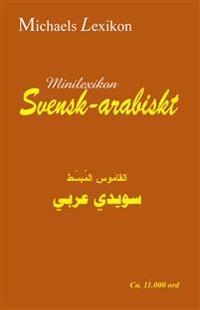 Minilexikon svensk-arabiskt 11.000 ord