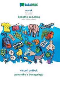 BABADADA, norsk - Sesotho sa Leboa, visuell ordbok - pukuntsu e bonagalago - Babadada Gmbh | Ridgeroadrun.org