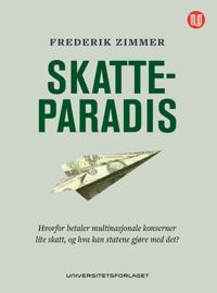 Skatteparadis - Frederik Zimmer pdf epub