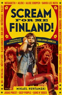 Scream for me Finland!