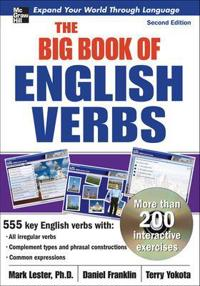 The Big Book of English Verbs