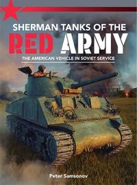 Sherman Tanks of the Red Army