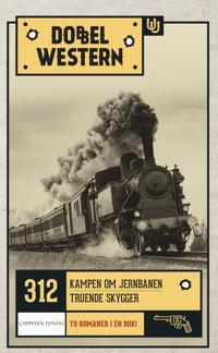 Kampen om jernbanen ; Truende skygger - Jackson Cole pdf epub