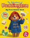 Adventures of Paddington: My First Sticker Book
