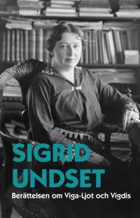 Berättelsen om Viga-Ljot och Vigdis - Sigrid Undset pdf epub