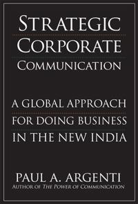 Strategic Corporate Communications in the New India