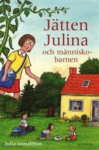 Jätten Julina och människobarnen