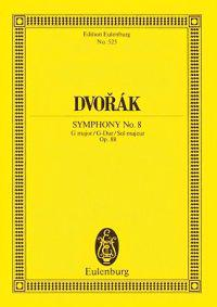 Dvorak: Symphony No. 8, G Major/G-Dur/Re Majeur, Op. 88