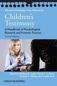 Children S Testimony 2e