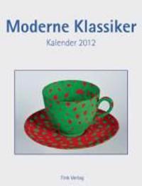 Moderne Klassiker 2012 Kunst-Einsteckkalender