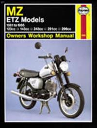 MZ Etz Models (81 - 95)