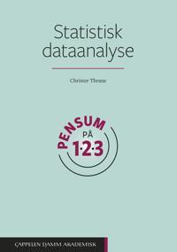 Statistisk dataanalyse på 1-2-3 - Christer Thrane pdf epub