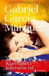 Kjærlighet i koleraens tid - Gabriel García Márquez | Inprintwriters.org