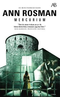 Mercurium - Ann Rosman pdf epub