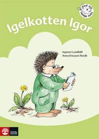 Igelkotten Igor : övningar i läsförståelse