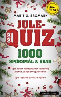 Julequiz 2020 - Marit O. Bromark pdf epub