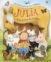 Julia rakastaa eläimiä