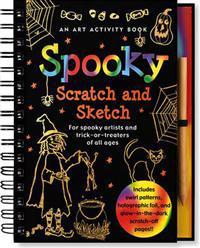 Spooky Scratch and Sketch