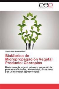Biofabrica de Micropropagacion Vegetal Producto