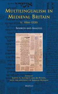 Multilingualism in Medieval Britain (c. 1066-1520)