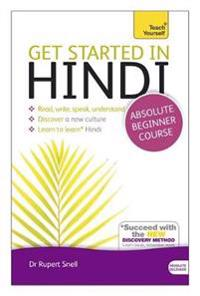 Get Started in Hindi Absolute Beginner Course