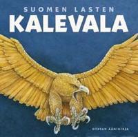 Suomen lasten Kalevala (4 cd)