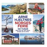 Norgesferie - Arne Hjeltnes pdf epub