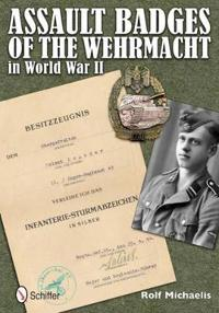 Assault Badges of the Wehrmacht in World War II