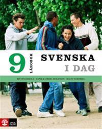 Svenska i dag 9 Lärobok