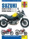 Suzuki DL650 V-Strom & SFV650 Gladius (04 - 19)