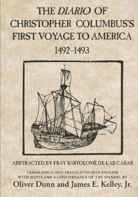 The Diario of Christopher Columbus's First Voyage to America, 1492-1493