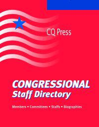 Congressional Staff Directory Summer 2011