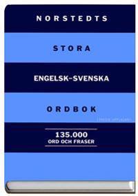 Norstedts stora engelsk-svenska ordbok - Norstedts comprehensive English-Swedish dictionary