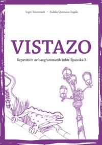 Vistazo repetitionshäfte inför spanska 3 (5-pack)