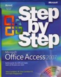 Microsoft Office Access 2007 Step by Step [With CDROM]