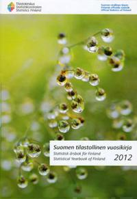 Suomen tilastollinen vuosikirja 2012