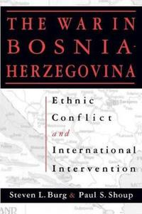 The War in Bosnia-Herzegovina