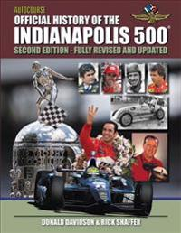 Autocourse Official Illustrated History of the Indianapolis 500