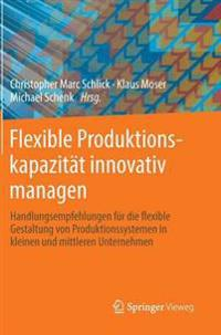 Flexible Produktionskapazitat Innovativ Managen